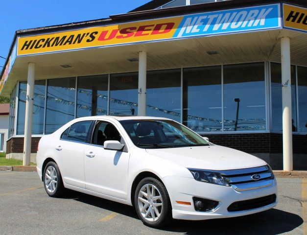 2012 FORD FUSION SEL AWD in St John's, Newfoundland And Labrador