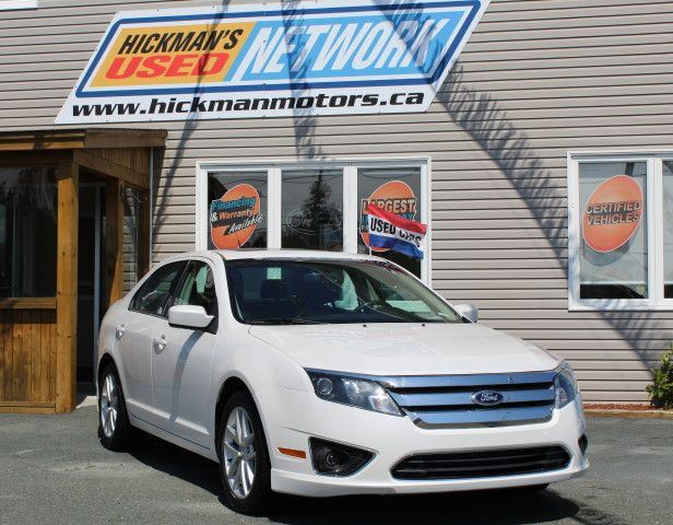 2012 FORD FUSION SEL in St John's, Newfoundland And Labrador