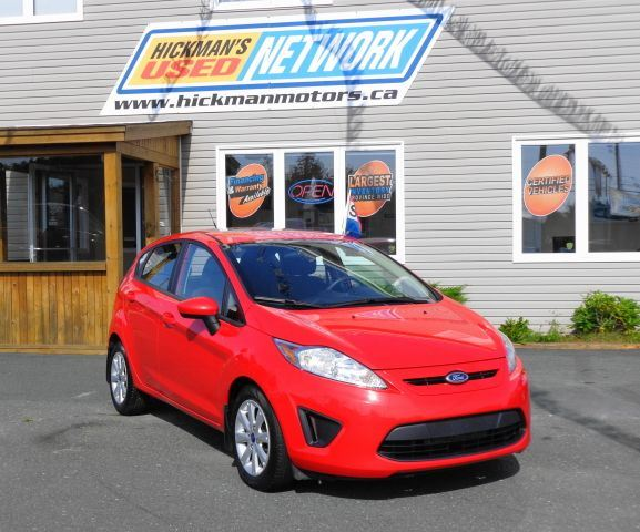 2013 FORD FIESTA SE Hatchback in St John's, Newfoundland And Labrador