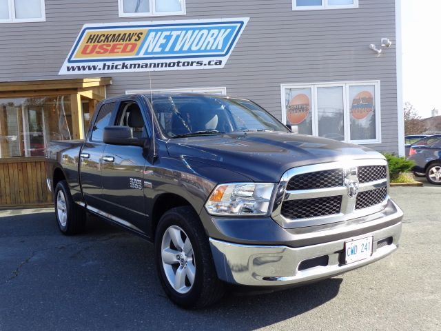 2014 DODGE RAM 1500 SLT Quad Cab 4WD in St John's, Newfoundland And Labrador