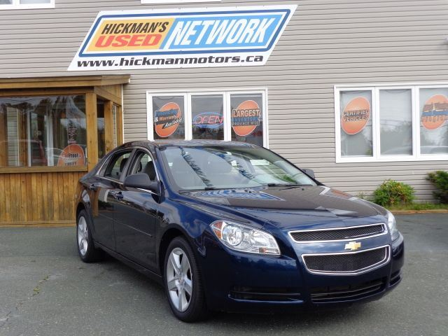 used 2011 chevrolet malibu ls st john 39 s. Black Bedroom Furniture Sets. Home Design Ideas