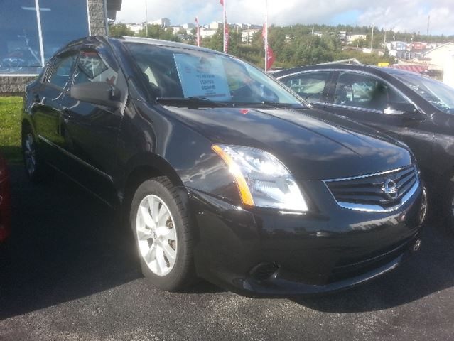 2011 NISSAN SENTRA           in St John's, Newfoundland And Labrador