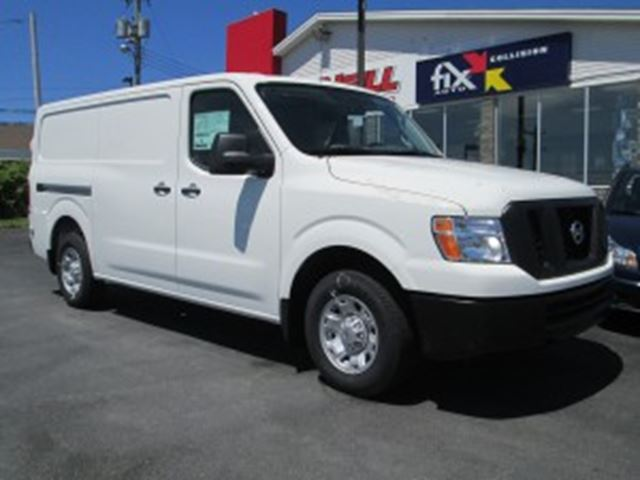 2013 NISSAN NV           in St John's, Newfoundland And Labrador