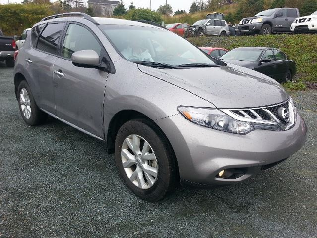 2012 NISSAN MURANO           in St John's, Newfoundland And Labrador