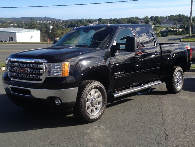 2014 GMC SIERRA 2500            in St John's, Newfoundland And Labrador