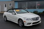 2012 Mercedes-Benz E-Class E350 CABRIOLET in Mount Pearl, Newfoundland And Labrador