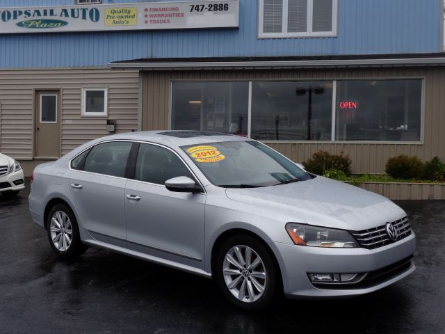 2012 VOLKSWAGEN PASSAT           in Mount Pearl, Newfoundland And Labrador