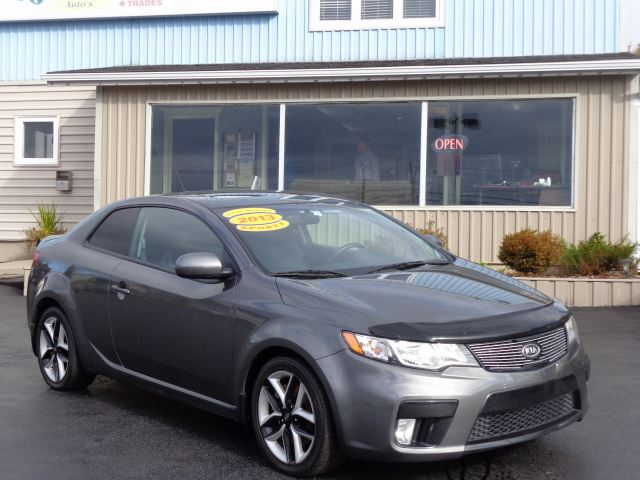 2013 Kia Forte EX in Mount Pearl, Newfoundland And Labrador