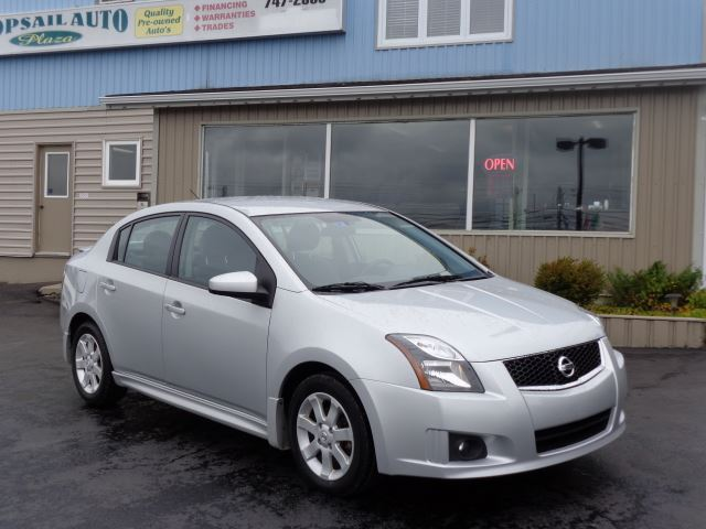 2012 NISSAN SENTRA SR in Mount Pearl, Newfoundland And Labrador