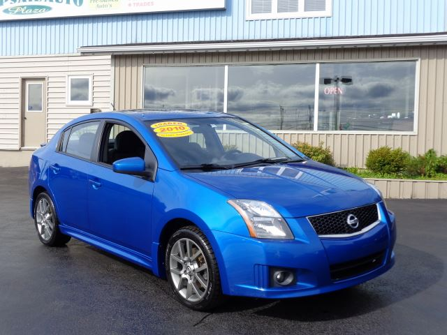 2010 Nissan Sentra           in Mount Pearl, Newfoundland And Labrador