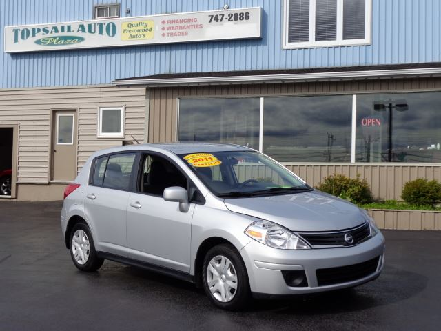 2011 NISSAN VERSA           in Mount Pearl, Newfoundland And Labrador