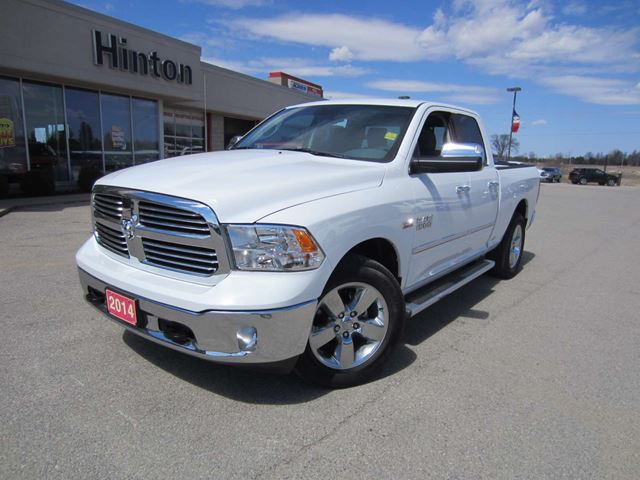 2014 dodge ram 1500 big horn slt msrp 50 perth ontario used car for sale 2006555. Black Bedroom Furniture Sets. Home Design Ideas