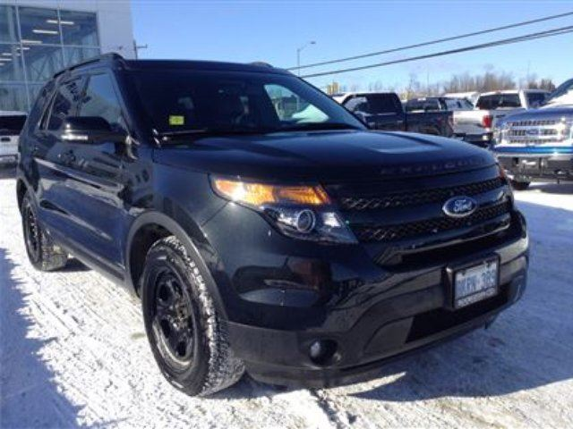 2015 ford explorer sport 4wd demo navigation moonroof elmvale ontario used car for sale. Black Bedroom Furniture Sets. Home Design Ideas