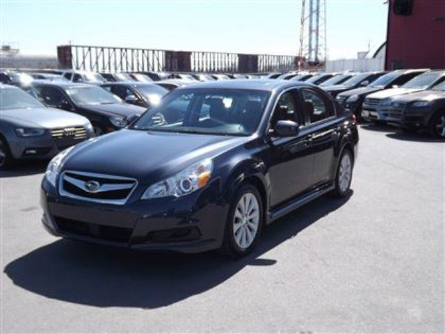 2012 subaru legacy 3 6r limited awd navigation leather. Black Bedroom Furniture Sets. Home Design Ideas