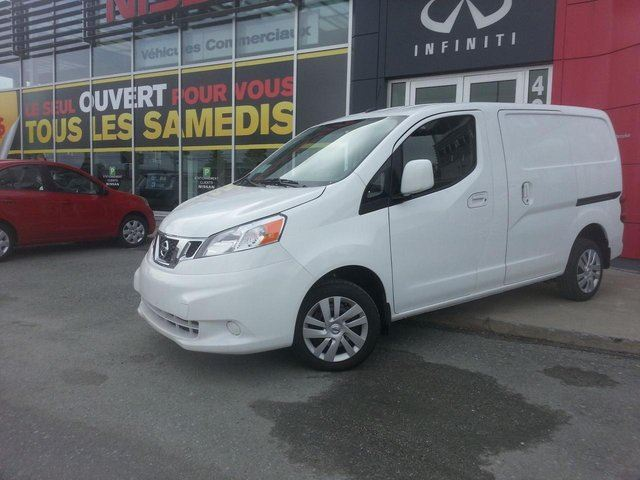 2015 Nissan NV DEMO 2015! GARANTIE GENERAL 5ANS/160000KM!! in Sherbrooke, Quebec