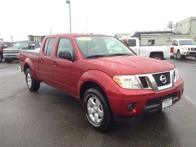 2013 nissan frontier sv campbell river british columbia used car for sale 2010281. Black Bedroom Furniture Sets. Home Design Ideas