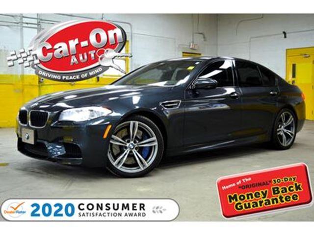 2012 BMW M5 M5 560 HP ROCKET!! EVERY OPTION POSSIBLE! in Ottawa, Ontario