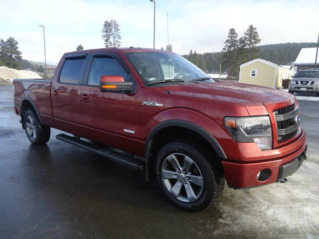 2014 ford f 150 fx4 supercrew w luxury package ecoboost cranbrook british columbia used. Black Bedroom Furniture Sets. Home Design Ideas
