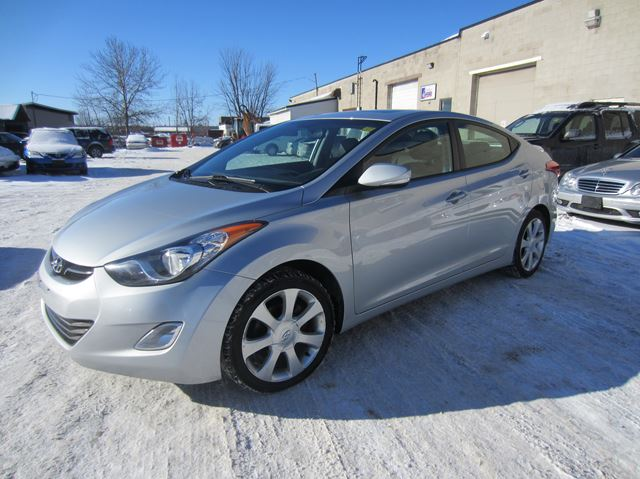 2012 hyundai elantra limited leather loaded ottawa. Black Bedroom Furniture Sets. Home Design Ideas