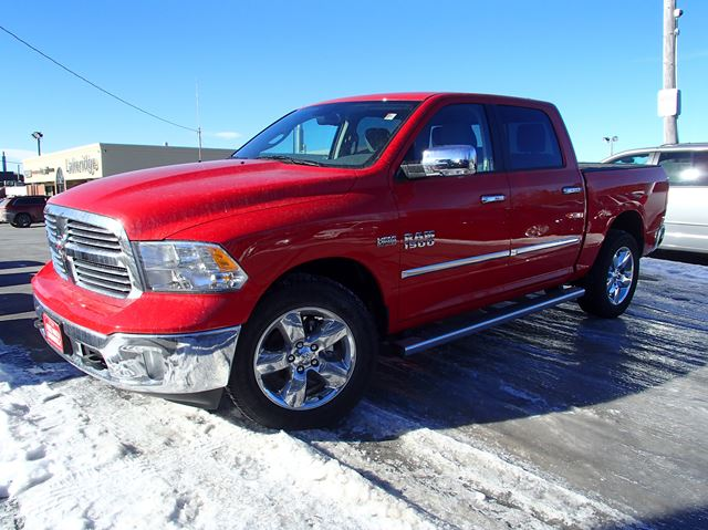 2015 dodge ram 1500 big horn port hope ontario new car for sale 2012918. Black Bedroom Furniture Sets. Home Design Ideas