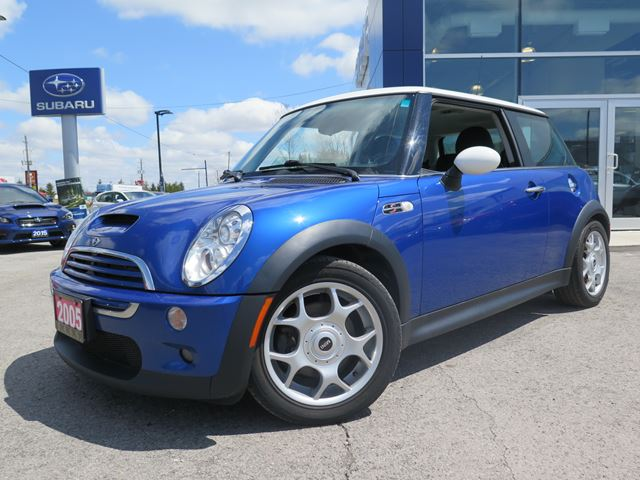 2005 mini cooper stratford ontario used car for sale. Black Bedroom Furniture Sets. Home Design Ideas