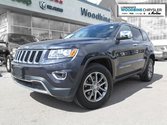 2014 jeep grand cherokee markham ontario used car for sale 2013412. Black Bedroom Furniture Sets. Home Design Ideas