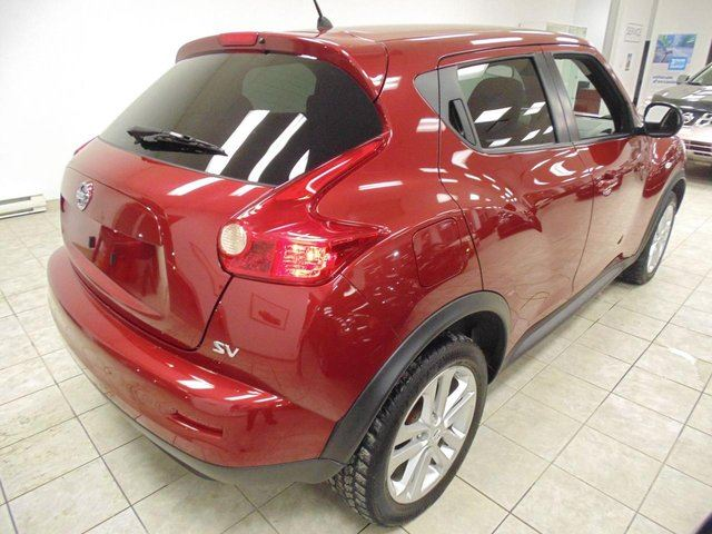 2011 nissan juke sv 25 130 kms certifi 0 9. Black Bedroom Furniture Sets. Home Design Ideas