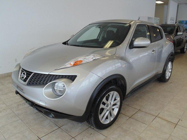 2011 nissan juke sl toit ouvrant certifi 0 9 silver. Black Bedroom Furniture Sets. Home Design Ideas