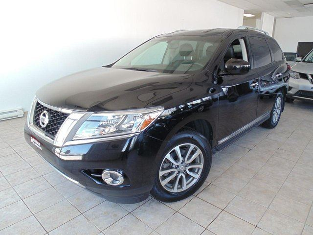 2013 nissan pathfinder sl cuir 7 passagers certifi 0 9 sherbrooke quebec car for sale. Black Bedroom Furniture Sets. Home Design Ideas