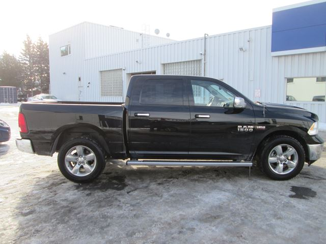 2014 Dodge Ram 1500 Ottawa Ontario Used Car For Sale