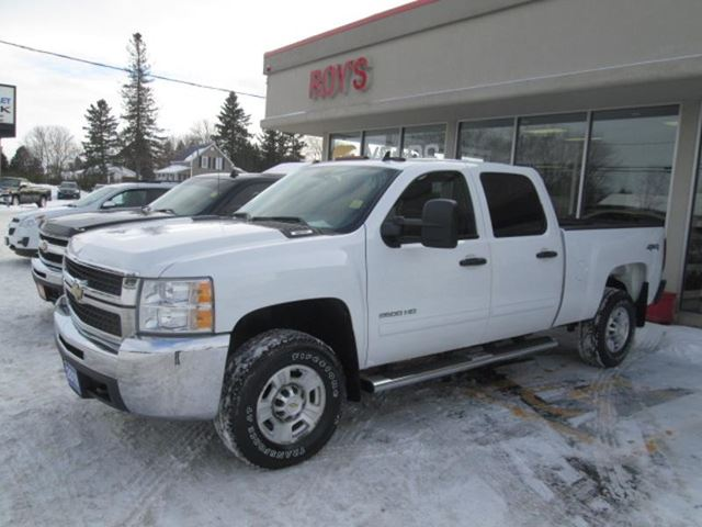2010 chevrolet silverado 2500 lt green valley ontario used car for sale 2017361. Black Bedroom Furniture Sets. Home Design Ideas