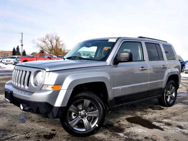 2015 jeep patriot high altitude thornhill ontario new. Black Bedroom Furniture Sets. Home Design Ideas