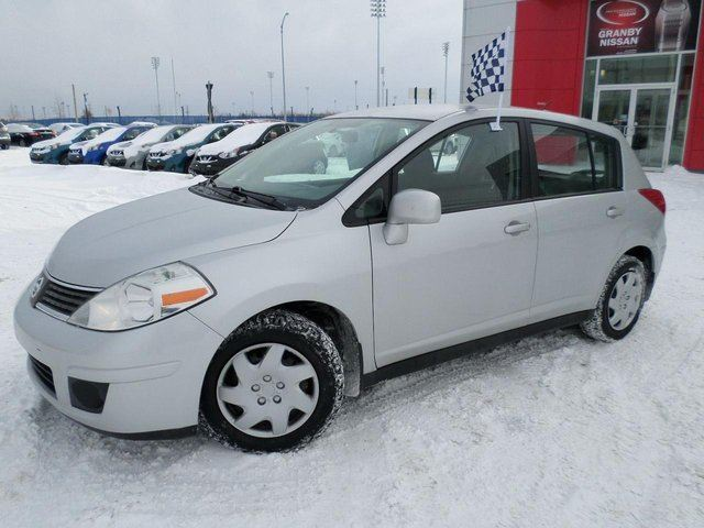 2008 Nissan Versa 1.8S/OPT.+/AIR in Sherbrooke, Quebec