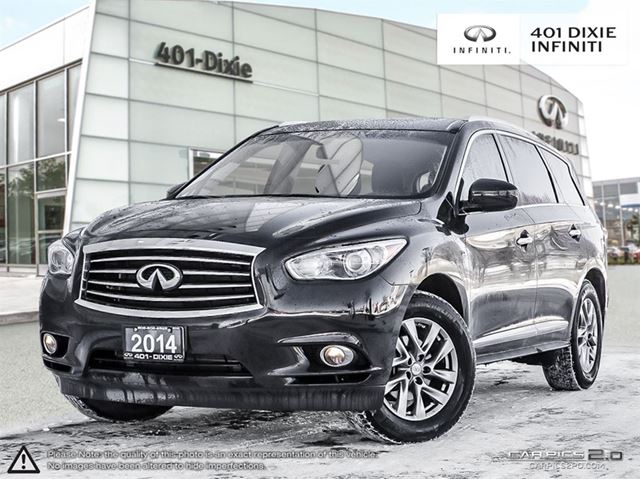 2014 infiniti qx60 front wheel drive mississauga ontario used car for sale 2018186. Black Bedroom Furniture Sets. Home Design Ideas