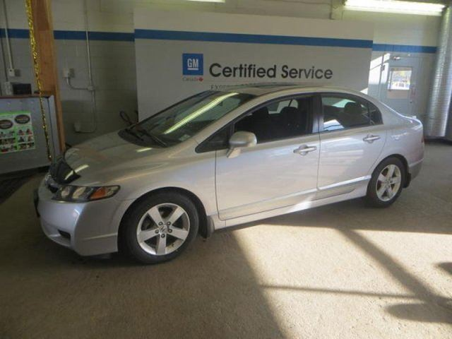 2010 HONDA CIVIC Sport in Williams Lake, British Columbia