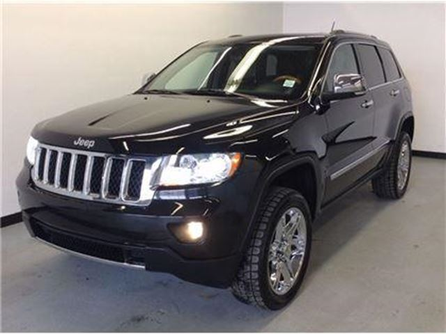 2011 jeep grand cherokee overland sherwood park alberta used car. Cars Review. Best American Auto & Cars Review
