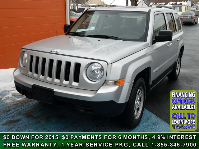 2011 jeep patriot north windsor ontario used car for. Black Bedroom Furniture Sets. Home Design Ideas