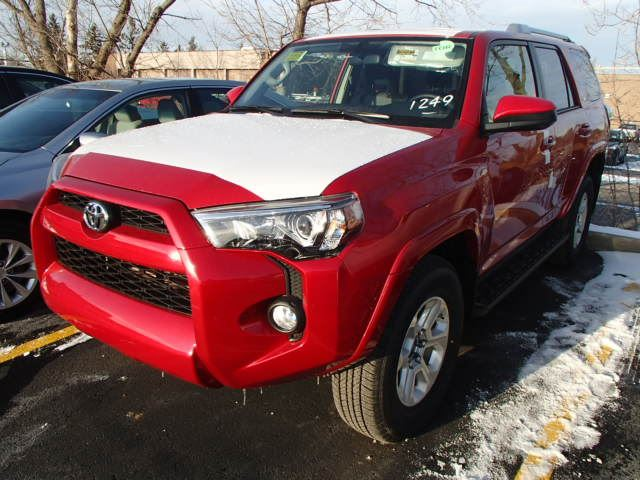 2015 toyota 4runner sr5 mississauga ontario used car for sale 2020746. Black Bedroom Furniture Sets. Home Design Ideas