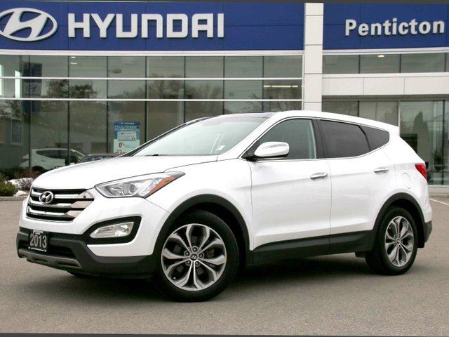 2013 hyundai santa fe 2 0t limited 4dr all wheel drive penticton british columbia used car. Black Bedroom Furniture Sets. Home Design Ideas