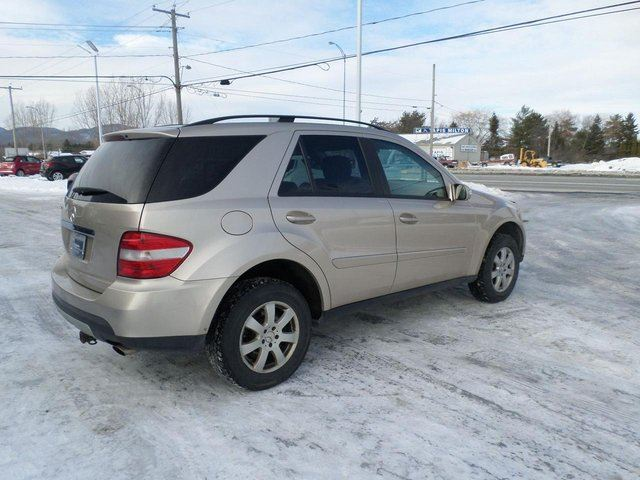 2006 mercedes benz m class base sherbrooke quebec car for 2006 mercedes benz ml350 for sale