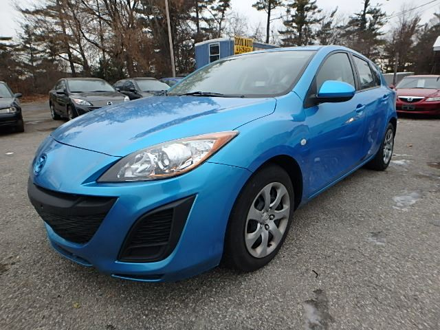 2010 mazda mazda3 gx blue zoom auto. Black Bedroom Furniture Sets. Home Design Ideas