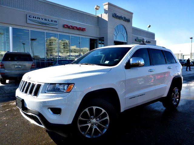 Jeep Grand Cherokee Limited - Thornhill, Ontario Used Car For