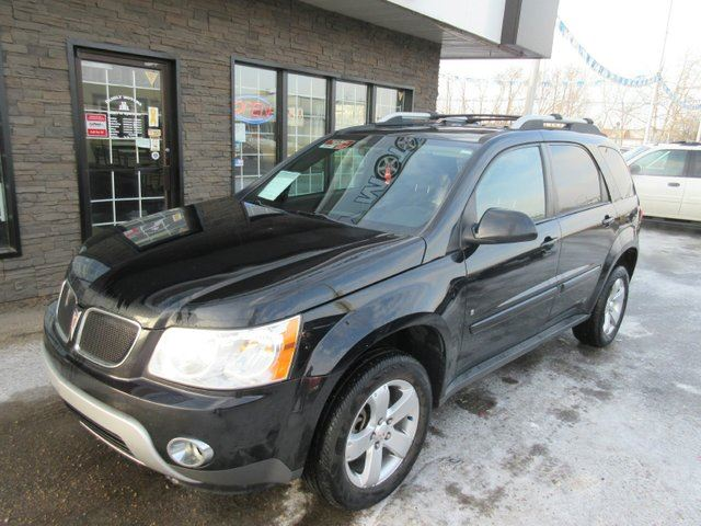 2006 PONTIAC TORRENT Sport All-wheel Drive Sport Utility in Edmonton, Alberta