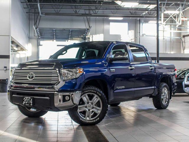 2014 toyota tundra 4x4 crewmax limited technology. Black Bedroom Furniture Sets. Home Design Ideas