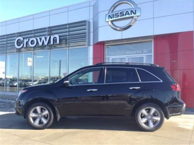 2012 Acura MDX Technology Package in Winnipeg, Manitoba