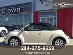 2010 Volkswagen New Beetle 2.5L Comfortline in Winnipeg, Manitoba