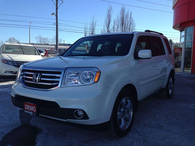 2015 honda pilot ex l res used demonstrator scarborough ontario used car for sale 2023764. Black Bedroom Furniture Sets. Home Design Ideas
