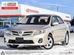 2011 Toyota Corolla LE One Owner, Sold and Service