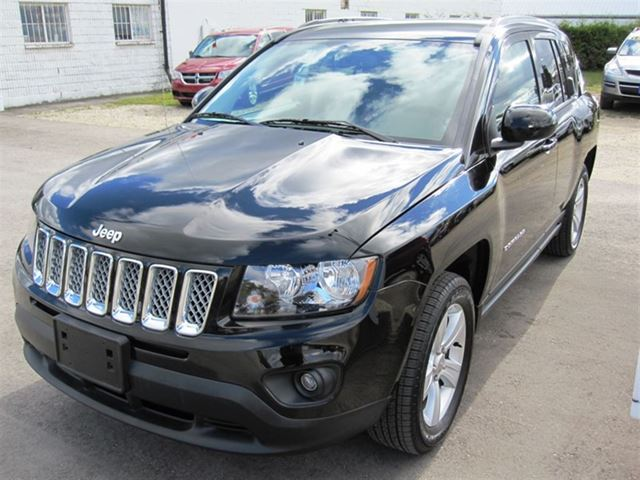 2014 jeep compass sport north black arthur chrysler. Black Bedroom Furniture Sets. Home Design Ideas