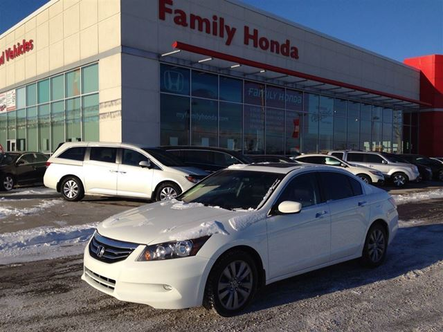 2011 honda accord sdn ex l v6 at brampton ontario used. Black Bedroom Furniture Sets. Home Design Ideas